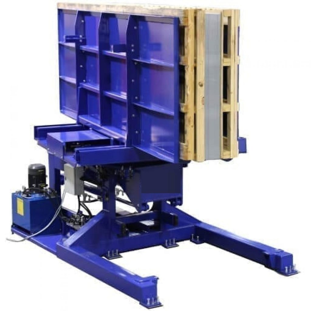 Steel sheet-pallet-Inverter-